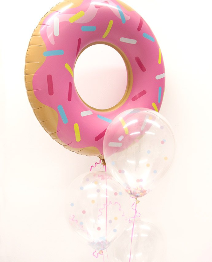 Doughnut Balloon