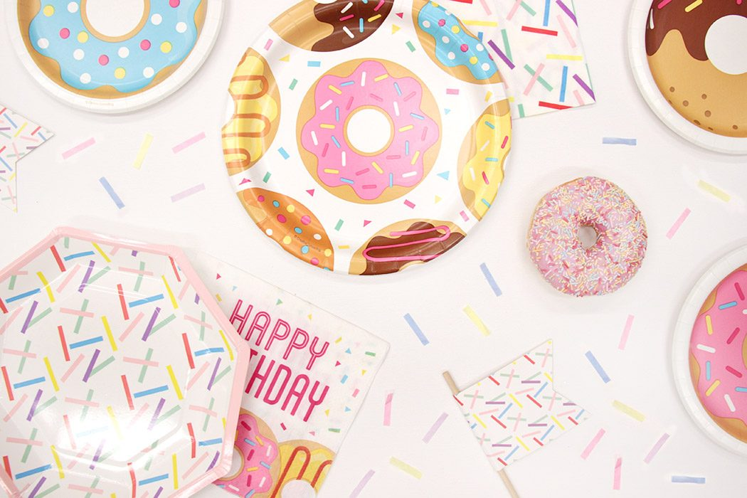 Doughnut Party Ideas