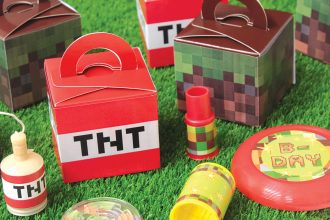 Gaming Party Favours