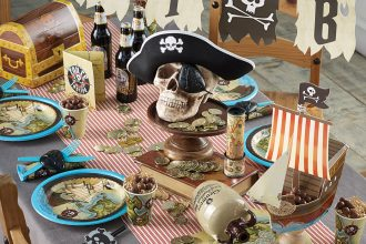 How to Throw the Ultimate Pirate Party