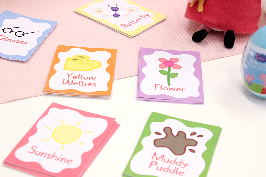 Peppa Pig Party Games