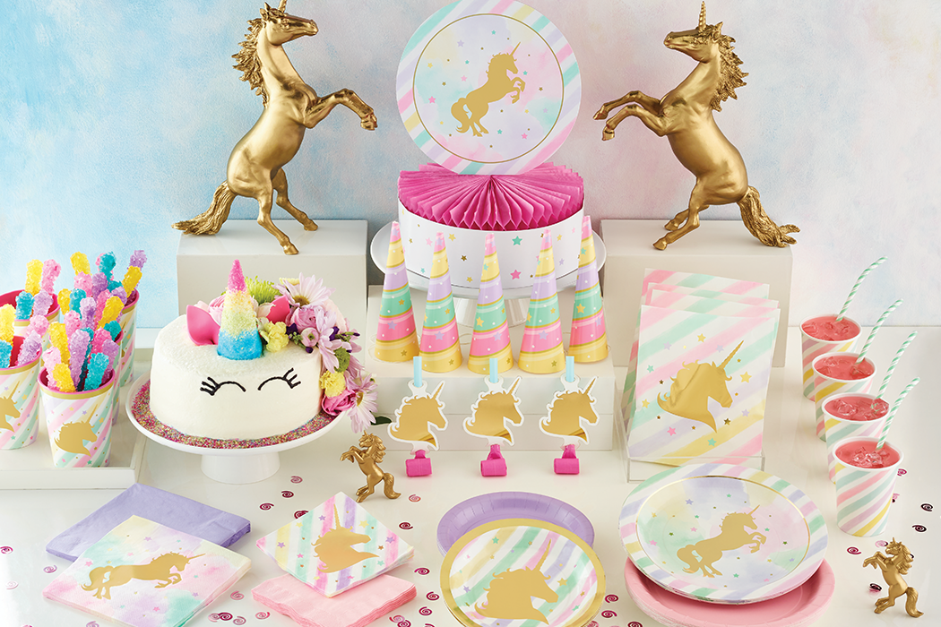 Sparkly Unicorn Party Ideas
