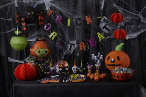 Trick or Treat Halloween Party Ideas