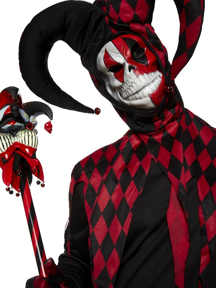 Men's Jester Costume