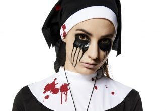 Possessed Nun Costume Ideas