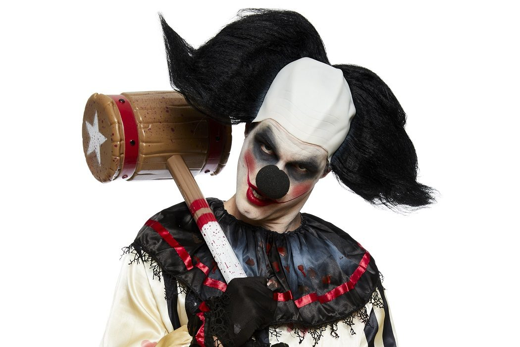 Scary Clown Costume Ideas for Halloween