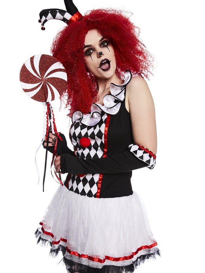 Scary Clown Costume Ideas For Halloween Party Delights Blog