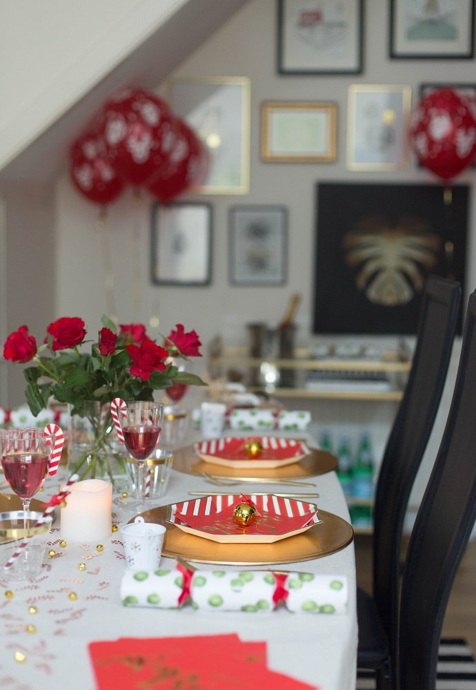 Christmas Dinner Party Ideas