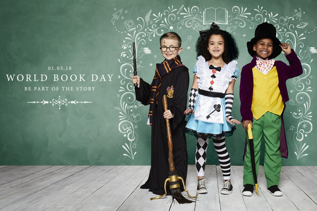 40+ World Book Day Costume Ideas