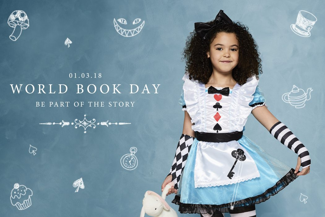 Alice in Wonderland Costume Ideas  sc 1 st  Party Delights Blog & Alice in Wonderland Costume Ideas for World Book Day | Party ...