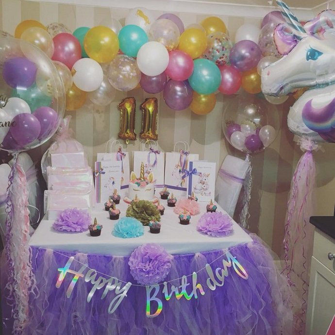Unicorn Party Party Delights Blog