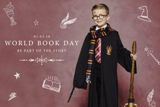 Harry Potter Costume Ideas for World Book Day