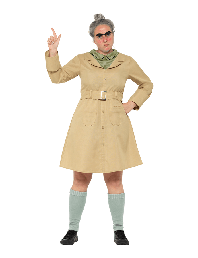 Miss Trunchbull fancy dress costume