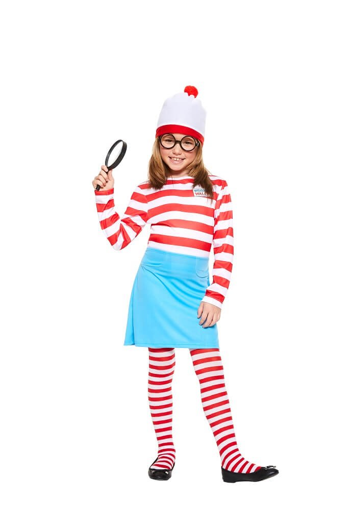 Where's Wanda World Book Day costume