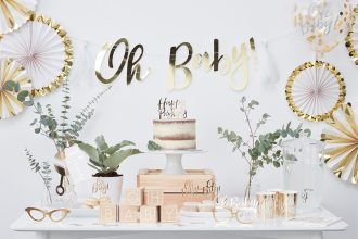 White-and-Gold-Baby-Shower