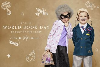 David Walliams costumes for World Book Day 2019