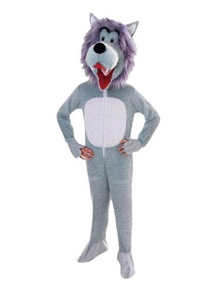 Big, Bad Wolf fancy dress costume from Little Red Riding Hood