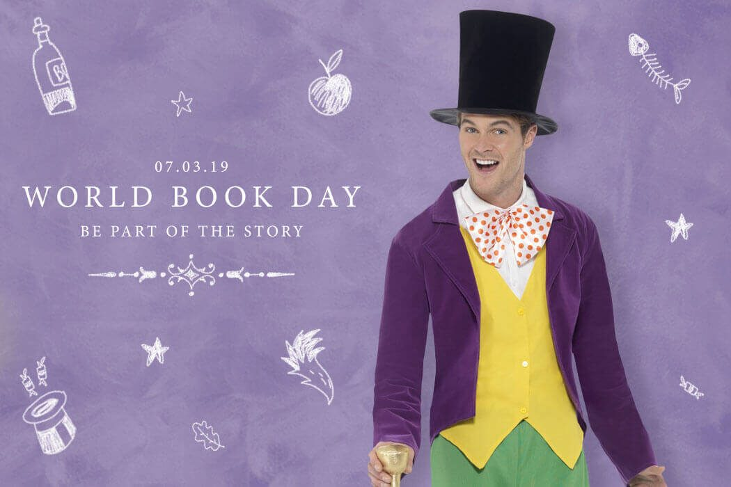 Roald Dahl World Book Day fancy dress costumes for teachers