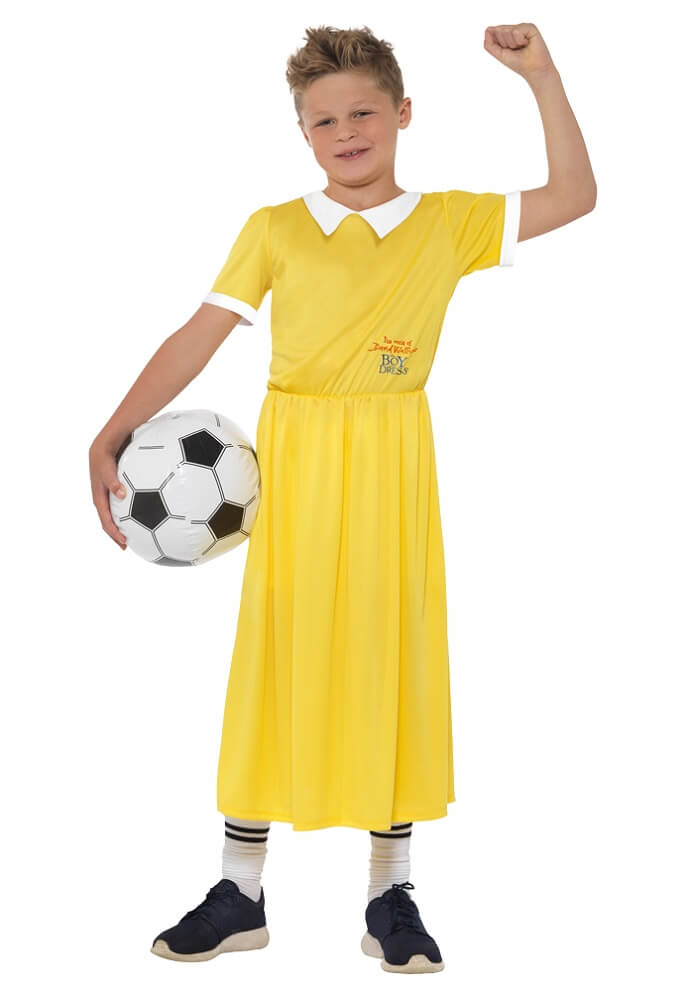 The Boy in the Dress David Walliams fancy dress costume