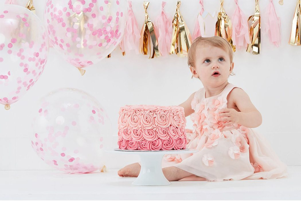 First Birthday Smash Cake Outfits For Girl