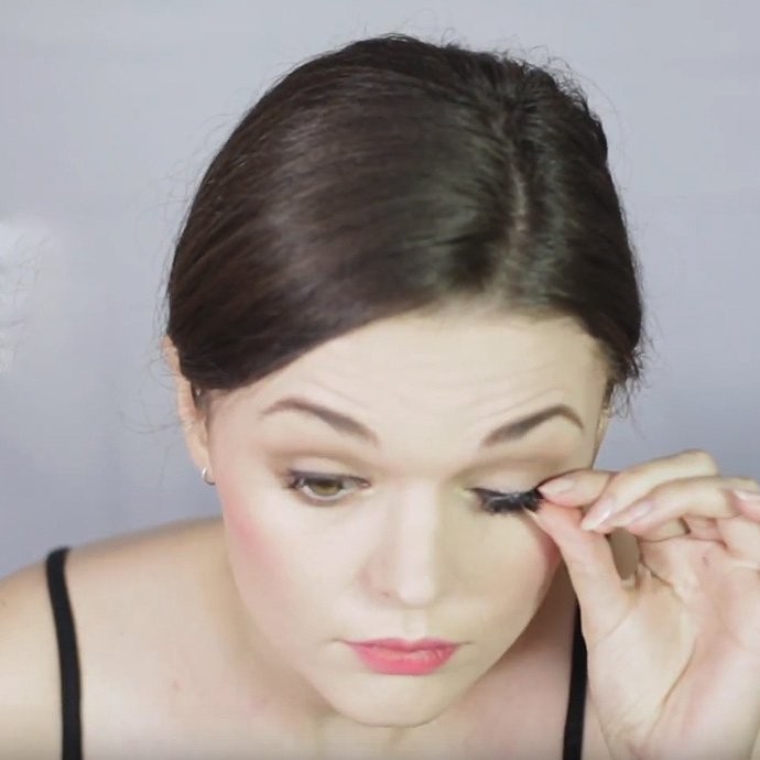 Mary Poppins Make-Up Tutorial 7