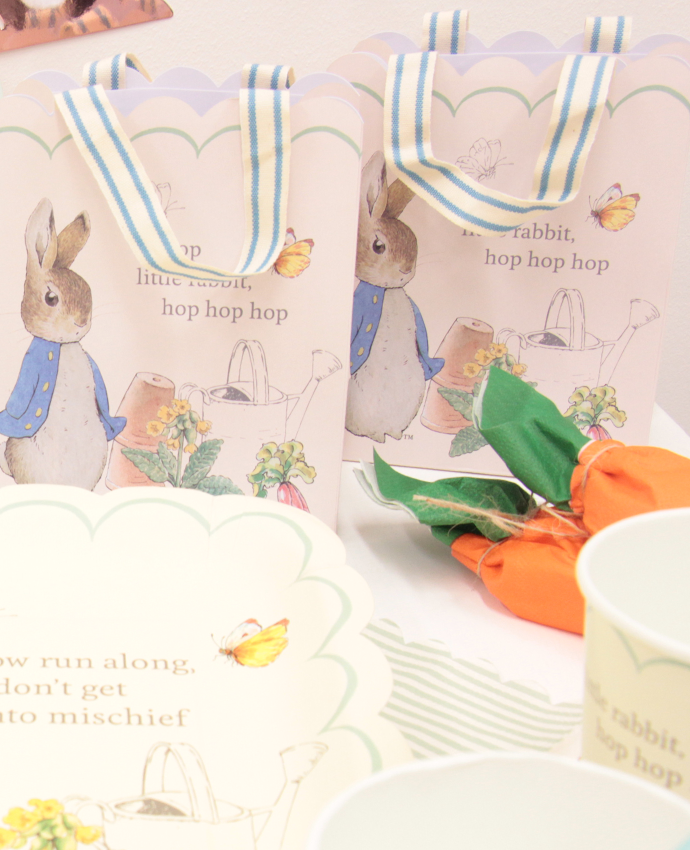 Peter Rabbit Party Bags