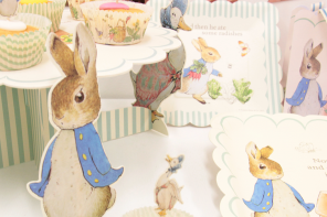 Peter Rabbit Party Ideas for Easter