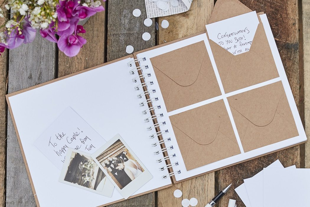 Rustic Wedding Guestbook Ideas | Party Delights Blog