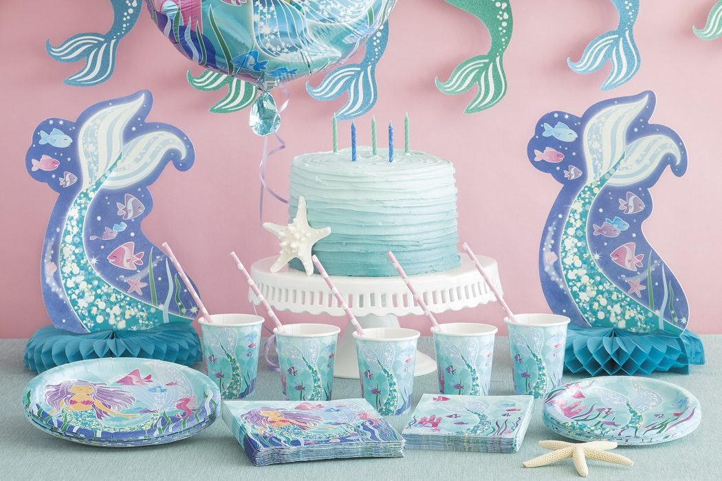 Little Mermaid Craft Ideas