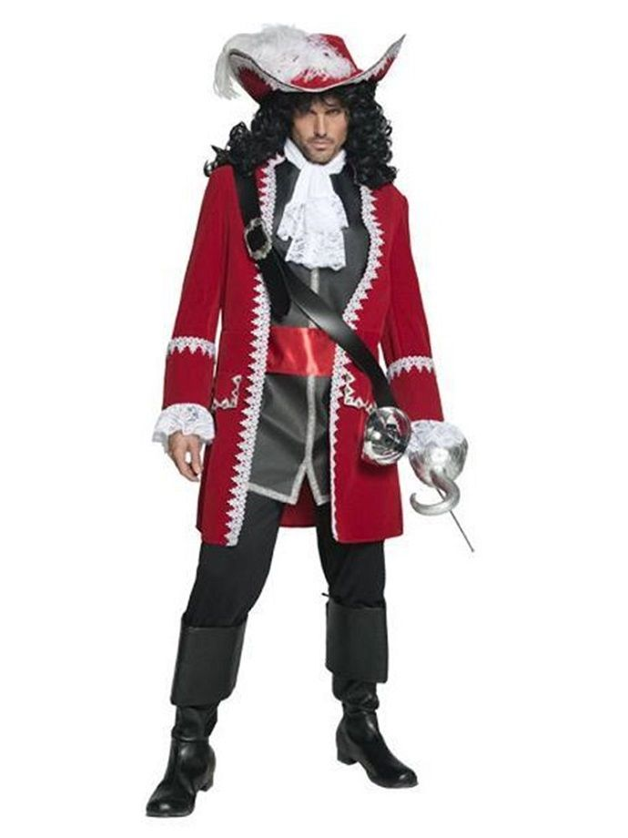 Captain Hook fancy dress costume