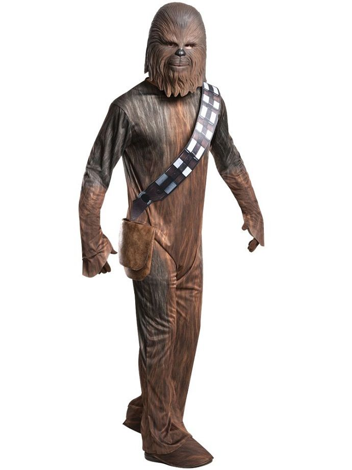 Chewbacca fancy dress costume