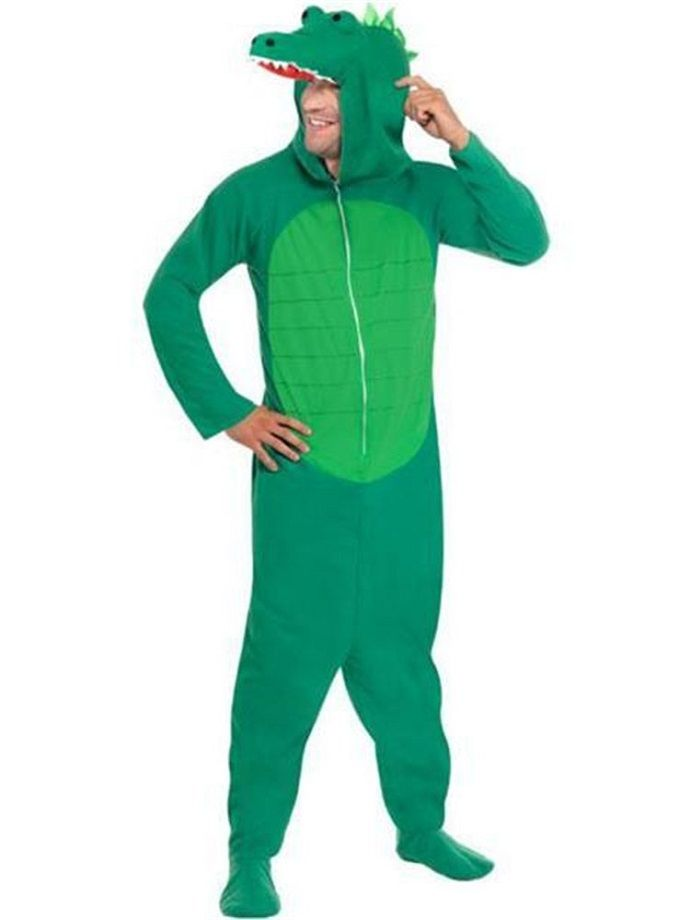 Crocodile fancy dress costume