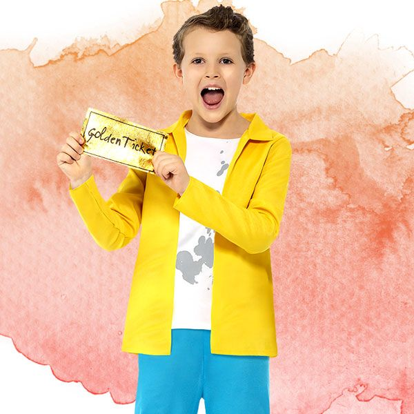 Charlie Bucket kids' costume - Roald Dahl fancy dress