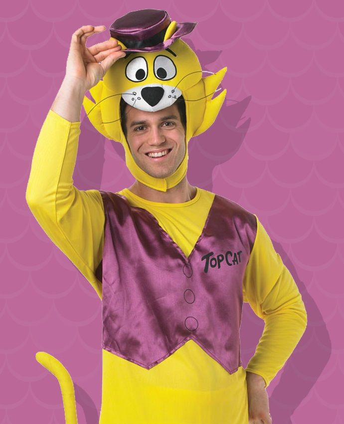 Top Cat fancy dress costume