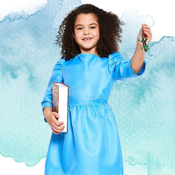 Matilda kids' costume - Roald Dahl fancy dress