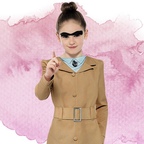 Miss Trunchbull kids' costume - Roald Dahl fancy dress
