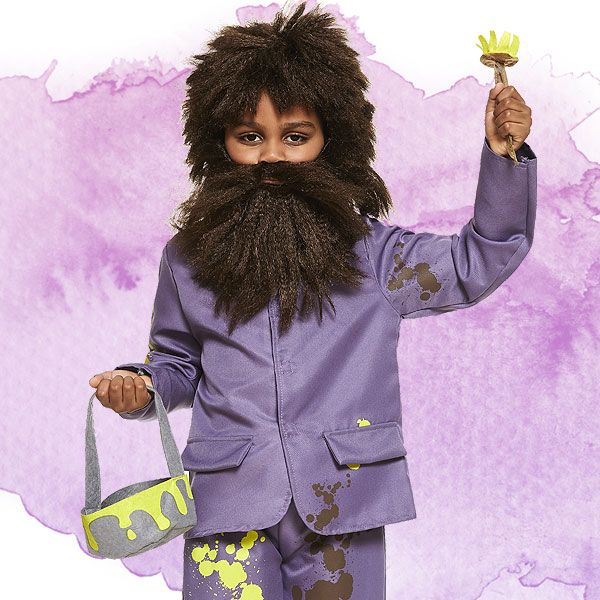 Mr Twit kids' costume - Roald Dahl fancy dress
