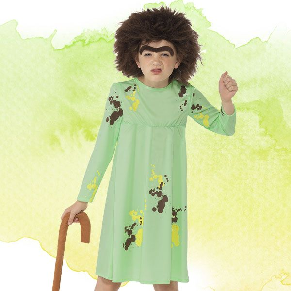 Mrs Twit kids' costume - Roald Dahl fancy dress