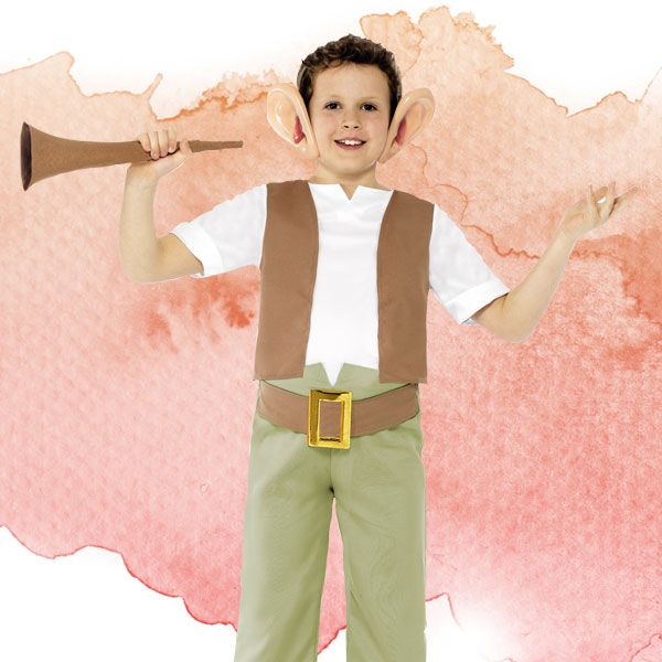 BFG kids' costume - Roald Dahl fancy dress