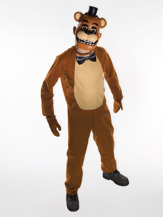 Freddy Fazbear kids' Halloween costume