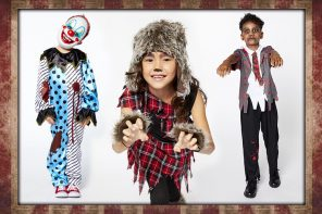 Our favourite kids' Halloween costumes