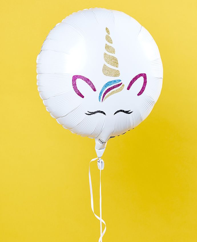 Unicorn balloon design