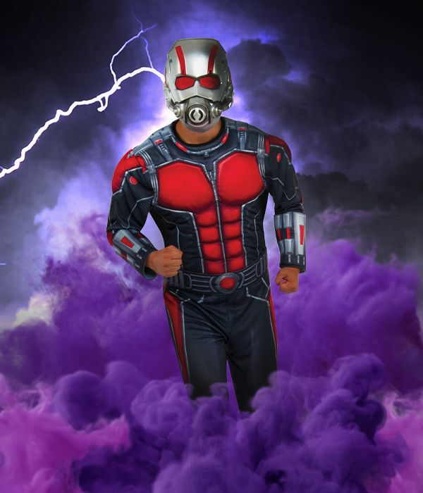 Ant-Man fancy dress costume