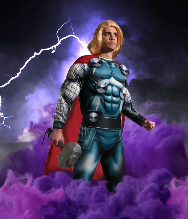 Thor fancy dress costume