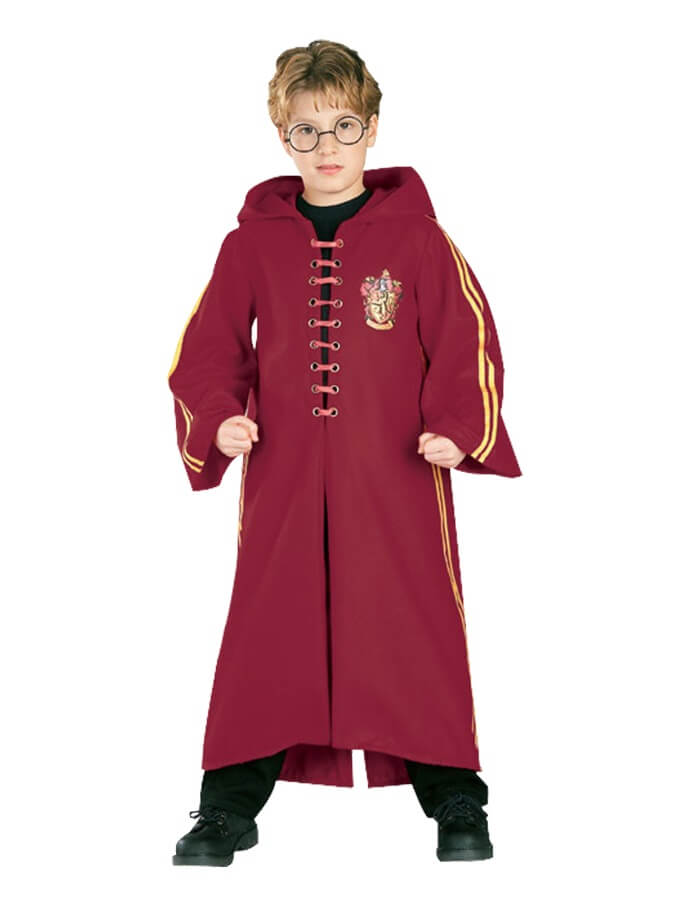Harry Potter Quidditch uniform fancy dress costume