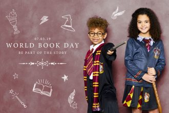 Harry Potter World Book Day costumes