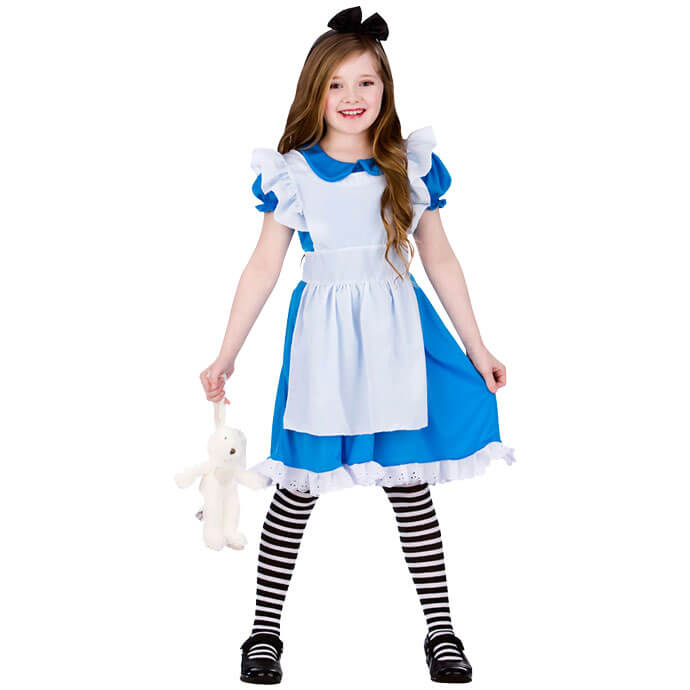 Alice in Wonderland World Book Day fancy dress costume