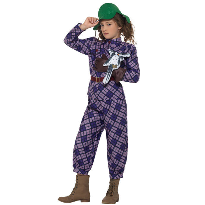 Awful Auntie World Book Day fancy dress costume