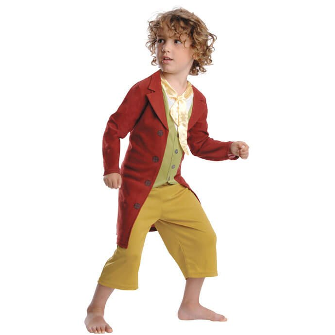 Bilbo Baggins World Book Day fancy dress costume