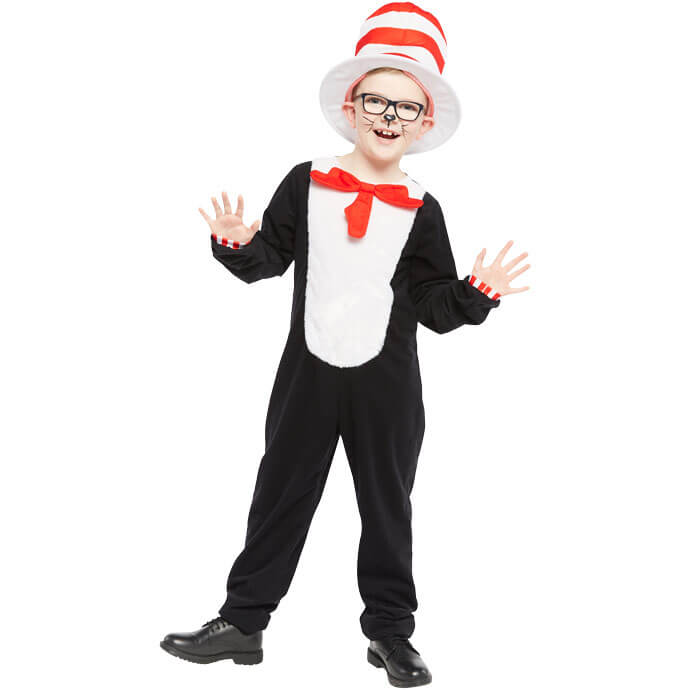 Cat in the Hat World Book Day fancy dress costume